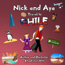 Nick and Aya Travel to Chile